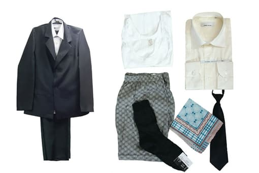 Комплект мужской одежды №1