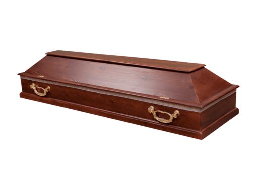 Гроб М-Прямая сосна