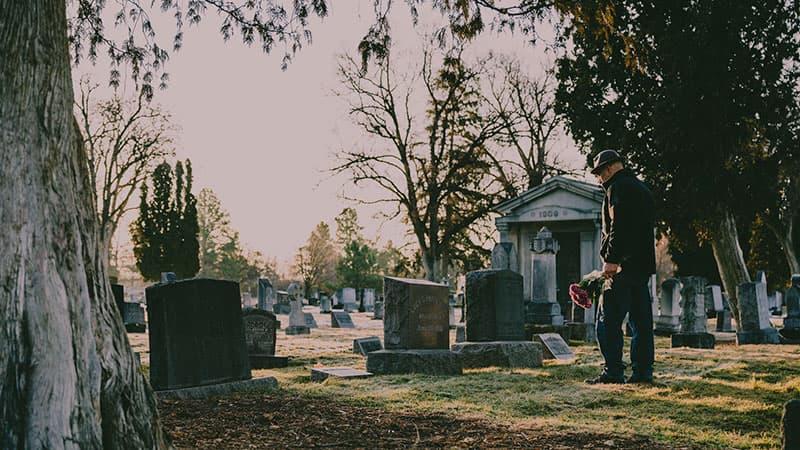 Как вести себя во время похорон?