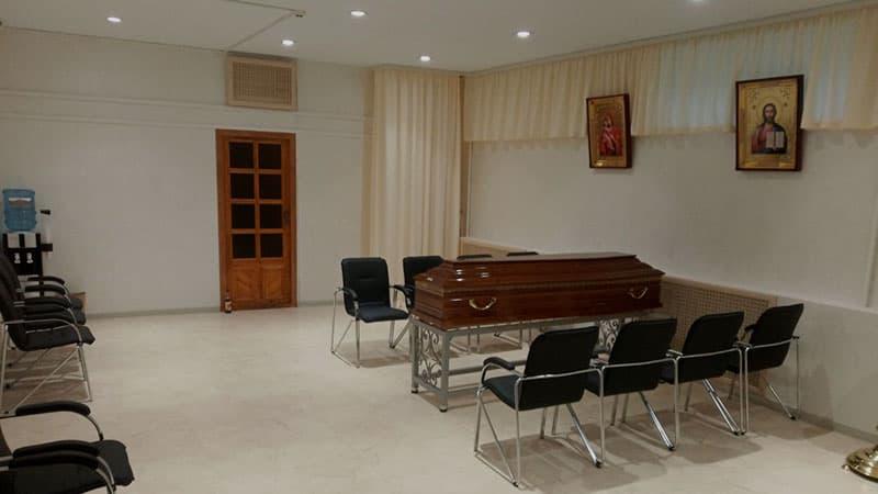 Ритуальный зал: почему ему стоит отдать предпочтение?
