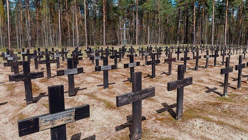 Эхо войны: где в Беларуси есть кладбища немецких солдат?