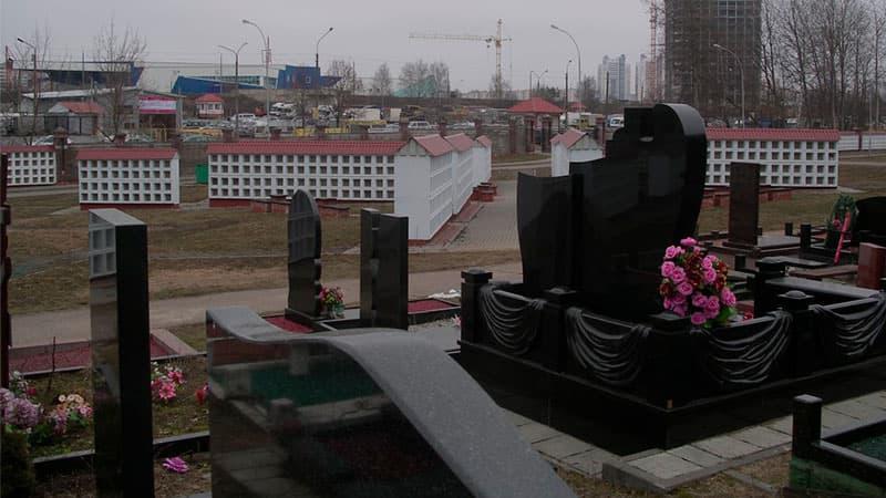 Восточное кладбище в Минске история и достопримечательности