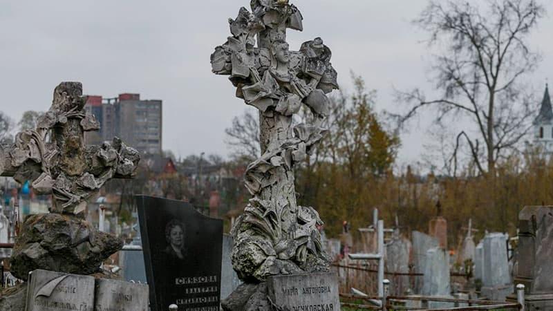Белорусские кладбища за рубежом | Покой