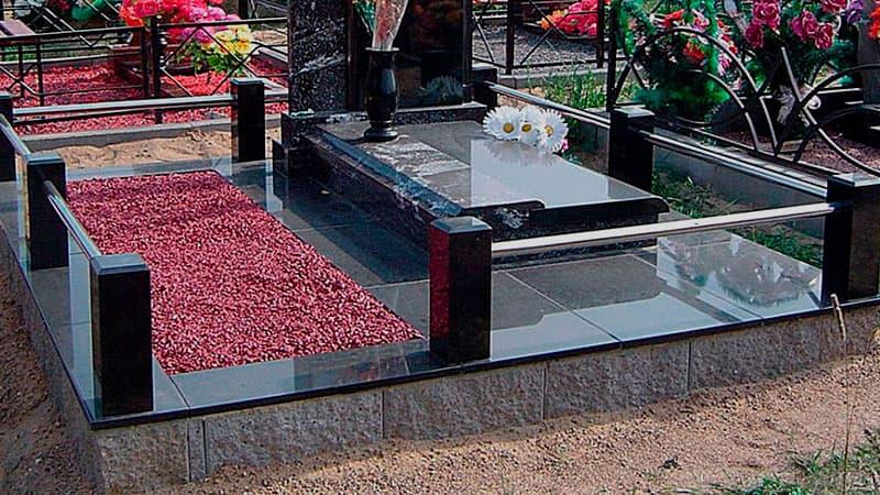 Благоустройство мест погребения согласно законодательству РБ