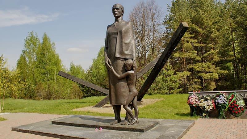 """Мемориальный комплекс """"Дальва"""": память жертвам войны"""