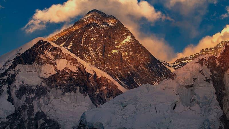 Кладбище непогребенных альпинистов на Эвересте