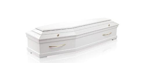 Гроб детский лакированный ГДАТ 280