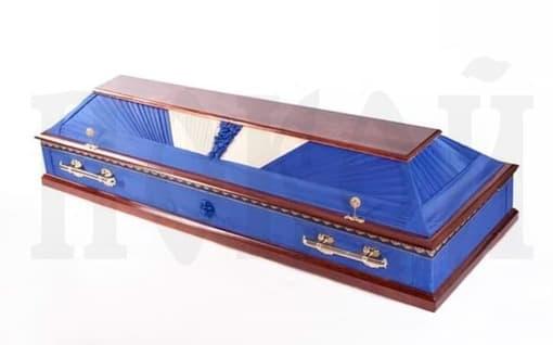 Гроб комбинированный М-К2С/250