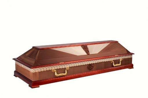 Гроб комбинированный М-К3Ч/250
