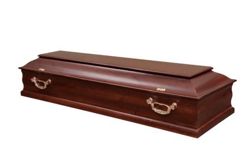 Гроб М-Прямая ольха